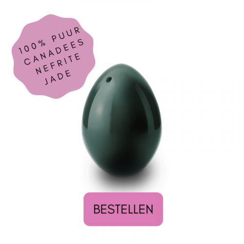 Bestel je Jade Yoni Egg hier